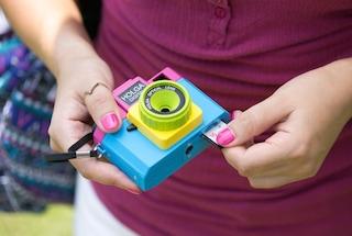"Holga Digital, la prima fotocamera ""giocattolo"" digitale"