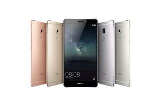 Mate S è ufficiale, Huawei presenta il nuovo smartphone con Force Touch