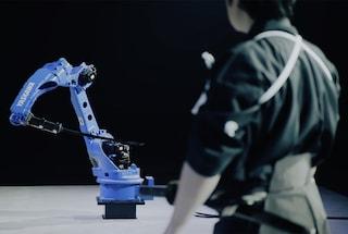 Yaskawa Bushido Project, il robot che utilizza la katana come un samurai