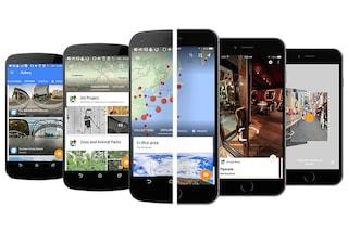 Street View si separa da Google Maps: disponibile l'app per Android e iOS