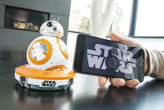 Star Wars, il robot BB-8 prende vita grazie a Sphero