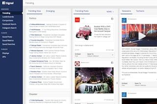 Facebook Signal, la nuova piattaforma per i giornalisti