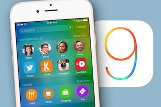 Apple, iOS 9.0.1 disponibile al download: tutte le novità