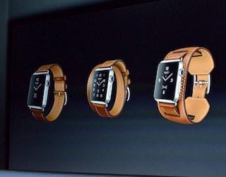 Apple Watch, annunciati i cinturini Hermes e le colorazioni oro e oro rosa