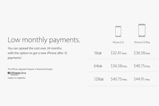 iPhone Upgrade Program, un nuovo iPhone ogni anno: tutti i dettagli del servizio
