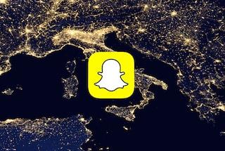 Snapchat, esplode anche in Italia la febbre per l'applicazione di messaggistica