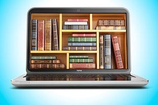 AIE: online si acquistano più libri cartacei che ebook