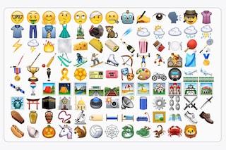 """iOS 9.1 aggiunge nuove emoji: ecco tutte le nuove """"faccine"""""""