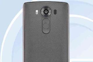 LG V10, il nuovo smartphone Android con display secondario