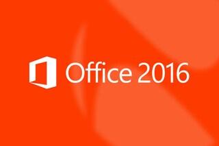 Microsoft Office 2016 per PC Windows disponibile al download