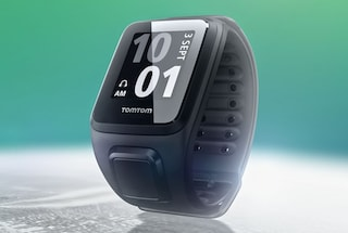 TomTom Spark, lo smartwatch per allenarsi con la musica al polso