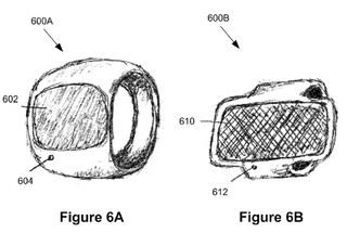 Apple Ring, depositato il brevetto di un anello intelligente