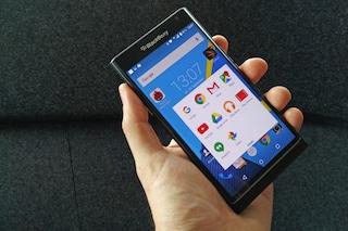 BlackBerry Priv, possibili caratteristiche tecniche del nuovo smartphone Android