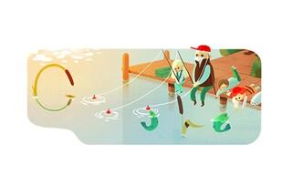 """Festa dei Nonni, il Doodle di Google per festeggiare gli """"Angeli custodi"""""""