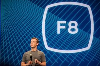 F8 Conference 2016, annunciate le date della prossima conferenza di Facebook