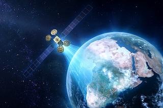 Sui satelliti del futuro il WiFi sarà fatto di luce