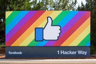 """Facebook: """"Il numero di coming out è raddoppiato in un anno"""""""