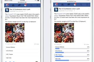 Facebook, nuovi strumenti per aumentare le interazioni tra utenti e programmi televisivi