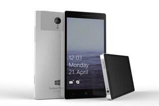 Surface Phone, nuove indiscrezioni sullo smartphone Microsoft