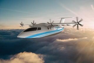 Flynk, l'aerotaxi italiano che volerà su New York