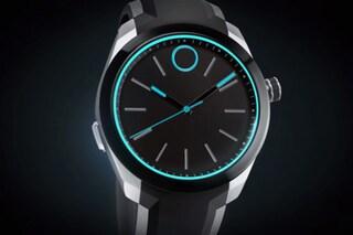 Movado Bold Motion, il nuovo smartwatch realizzato in collaborazione con HP