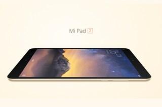 Xiaomi Mi Pad 2, presentato ufficialmente il nuovo tablet Android
