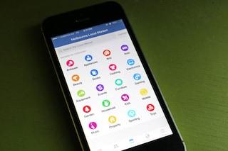 Facebook Local Market, una nuova sezione per comprare e vedere oggetti sul social network