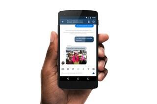 Facebook Messenger testa i messaggi a tempo in stile Snapchat