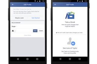 """""""Se mi lasci ti cancello"""", la nuova opzione di Facebook per troncare una relazione"""