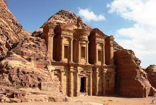 Con Google Street View si viaggia in Giordania e nell'antica città di Petra