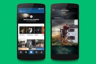 Instagram lancia i canali video in stile Snapchat