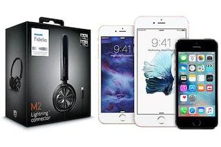 iPhone 7, nuove indiscrezioni: le cuffie si collegheranno tramite la porta Lightning