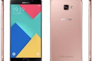 Samsung Galaxy A9, presentato ufficialmente il nuovo phablet Android