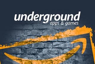 Amazon Underground, il servizio per scaricare gratuitamente applicazioni e giochi