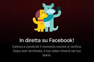Facebook Live, dirette video in streaming disponibili per tutti gli utenti anche in Italia