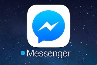 Su Facebook Messenger potrai annullare l'invio dei messaggi