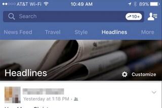 Facebook testa il News Feed multiplo: ecco come funzionerà