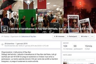 Facebook, attenzione al nuovo virus degli occhiali Ray-Ban: ecco come difendersi