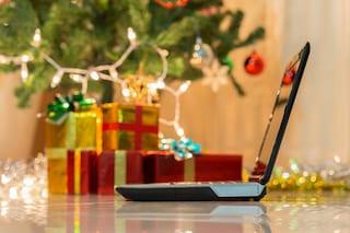 WiFi, gli alberi di Natale possono interferire con la connessione senza fili