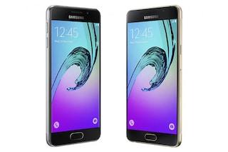 Samsung, i nuovi Galaxy A3 e A5 in arrivo in Italia: tutte le caratteristiche tecniche