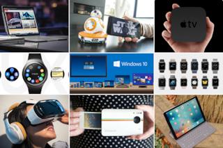 I migliori prodotti tecnologici visti nel 2015