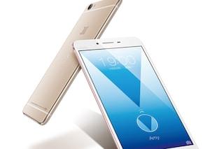 Vivo X6 e X6 Plus, i nuovi smartphone Android con design simile all'iPhone 6S