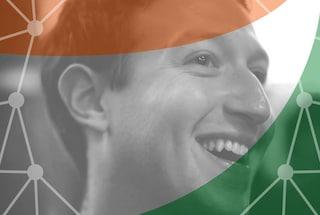 """India, Mark Zuckerberg difende Free Basics: """"Non compromette la neutralità della rete"""""""