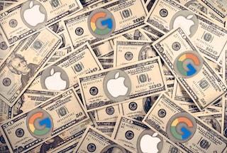 Google verserà ad Apple 9 miliardi di dollari per restare sui dispositivi della mela