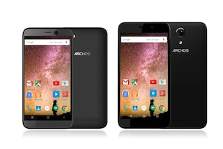 Archos presenta i nuovi smartphone Android della serie Power e Cobalt