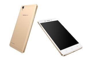 Oppo F1, il nuovo smartphone Android per gli amanti dei selfie