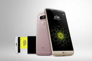 LG G5 disponibile per il pre-ordine in Italia: tutte le caratteristiche tecniche