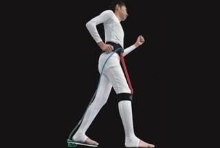 Un vestito intelligente per tornare a camminare e faticare di meno