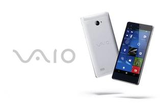 VAIO Phone Biz, il nuovo smartphone con sistema operativo Windows 10 Mobile