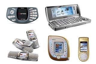 I 7 cellulari Nokia più strani e folli della storia